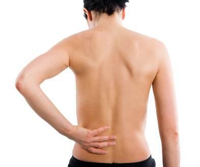 Trattamento di un chondrosis di reparto cervicale di un unguento di spina dorsale