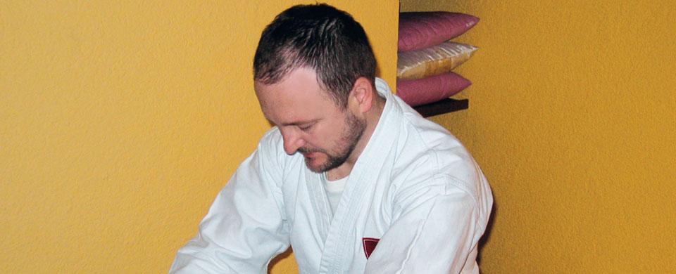 Fabio Ronci - operatore Shiatsu